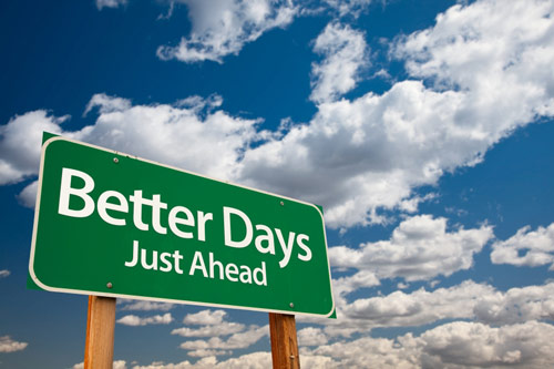 Better Days Ahead (3/4)