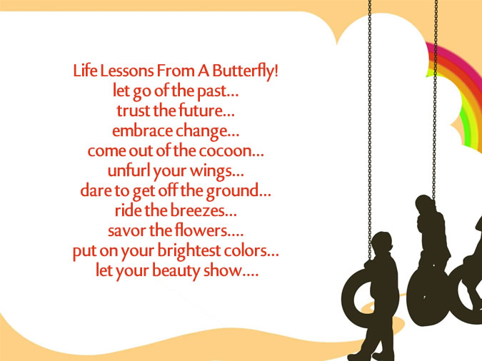 Life's Lessons! (4/4)