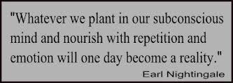 plant in subconscious mind