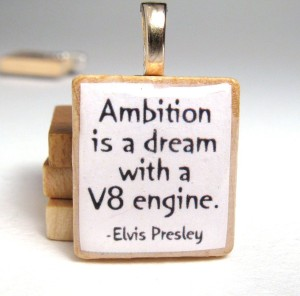 ambition v8 engine
