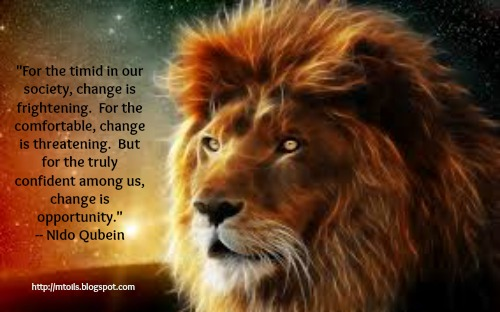 Lion Strength Quotes L...