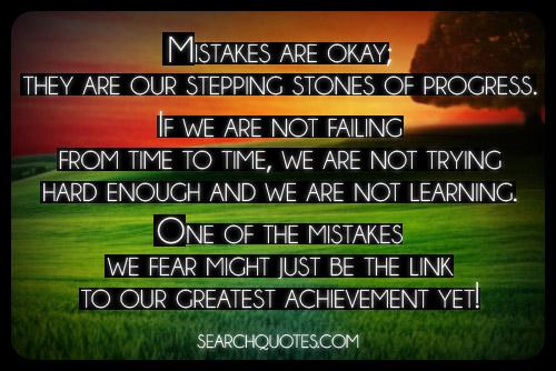 mistakes,fear