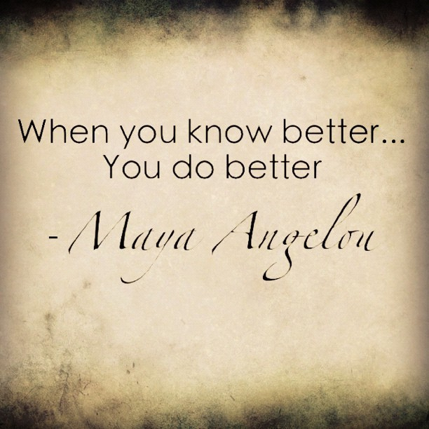 Image result for knowing better