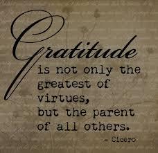 gratitude, parent